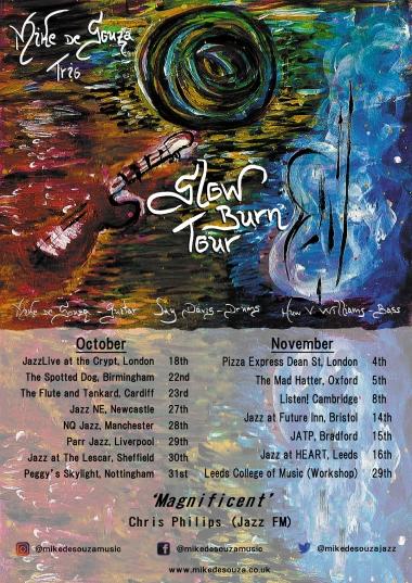 Tour Poster Alternate 3 CMYK